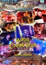 Winter Closing Fiesta la Telescaun Casa Baraj din Crivaia