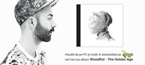 Primul album Woodkid – The Golden Age se ascultă exclusiv pe Zonga