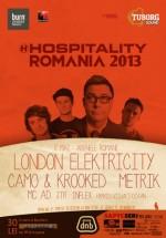 Hospitality România 2013 la Arenele Romane din Bucureşti (CONCURS)