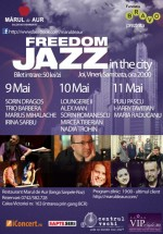 Freedom Jazz in The City la Restaurantul Mărul de Aur din Bucureşti