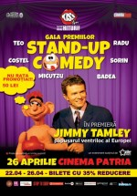 Gala Premiilor Stand-Up Comedy la Cinema Patria din Bucureşti