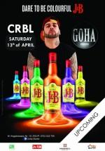 Concert CRBL în Goha Studio din Braşov