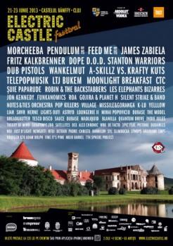 Electric Castle Festival 2013