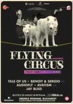 Flying Circus Bucharest la Arenele Romane din Bucureşti