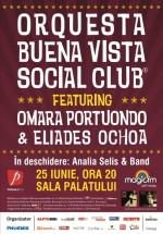 Concert Orquesta Buena Vista Social Club la Bucureşti