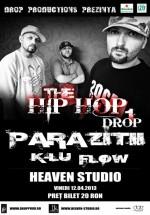 Concert Paraziţii în Heaven Studio din Timişoara