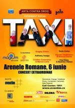 Concert Taxi la Arenele Romane din Bucureşti
