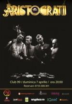 Aristocraţii în Club 99 din Bucureşti