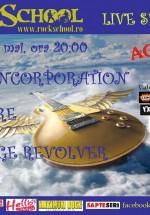 Rock School Live Session în Ageless Club din Bucureşti