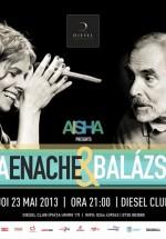 Concert Teodora Enache & Balazs Berkes în Diesel Club din Cluj-Napoca
