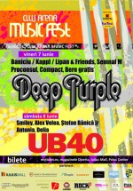 Cluj Arena Music Fest 2013 la Cluj-Napoca