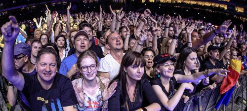 Concertele lunii iunie 2013