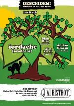 Iordache & friends la deschiderea J'ai Bistrot (fostul Jack) în Bucureşti
