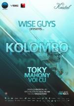 Kolombo & Toky în Kristal Club din Bucureşti