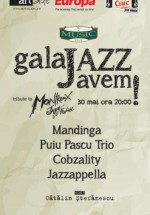 Gala Jazz în Music Club din Bucureşti