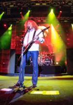RECENZIE: Un show mega-aşteptat, Megadeth la Arenele Romane din Bucureşti (POZE)