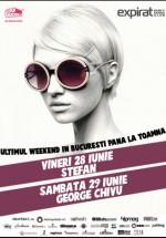 Weekend Double în Club Expirat din Bucureşti