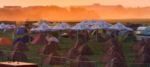 Camping la B'ESTFEST Summer Camp 2013