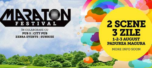 Maraton Festival 2013 va anima Pădurea Măgura 3 zile şi 3 nopţi