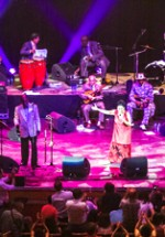 POZE: Orquesta Buena Vista Social Club la Sala Palatului din Bucureşti