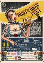 Best of Beer Fest în parcarea Sălii Polivalente din Bucureşti