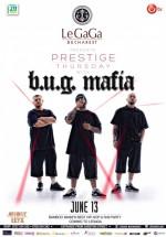 Concert B.U.G. Mafia în Le Gaga din Bucureşti