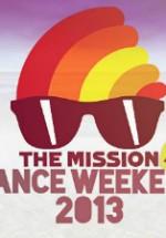 Au fost puse în vânzare biletele pentru The Mission Dance Weekend 2013