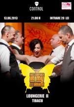 Concert Butterflies in My Stomach în Control Club din Bucureşti