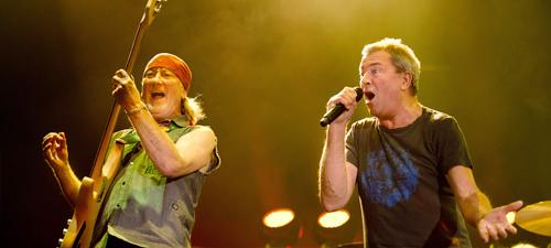 RECENZIE: Deep Purple la Cluj Arena Music Fest 2013 (POZE)