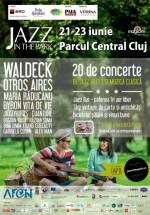 Jazz in the Park în Parcul Central din Cluj-Napoca