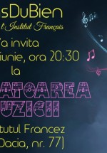 Sărbătoarea muzicii 2013 în Cafeneaua GensDuBien din Bucureşti