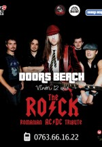 Concert The R.O.C.K. – AC/DC Tribute în Doors to Beach din Năvodari