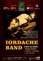 Concert Iordache Band în Papa La Şoni din Vama Veche
