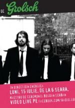 Concert Coma la GuerriLIVE Acoustic Session în Energiea din Bucureşti