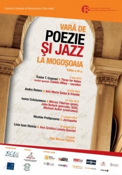 Vara de Poezie şi Jazz la Palatul Mogoşoaia