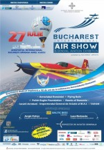 Concerte la Bucharest International Air Show 2013