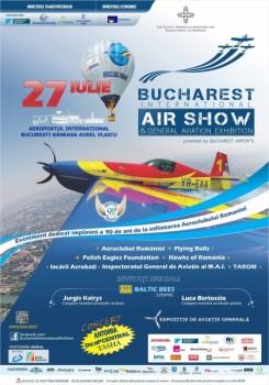 Concerte la Bucharest International Air Show 2013