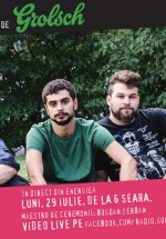 Concert Ιδέα (Idea) la GuerriLIVE Acoustic Session în Energiea din Bucureşti