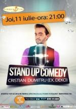 Stand-up Comedy în Summer Time Pub din Galaţi