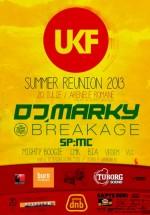 UKF & arena dnb Summer Reunion 2013 la Arenele Romane din Bucureşti