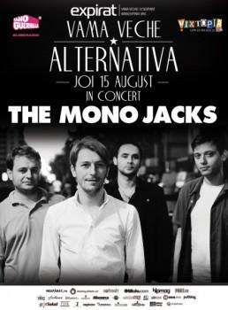 Concert The Mono Jacks în Club Expirat din Vama Veche