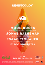 Moon Boots, Jonas Rathsman şi Isaac Tichauer în Gaia Boutique Club din Bucureşti