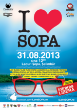 I Love S.O.P.A. la Sibiu