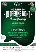 Grand Reopening Night în True Club din Bucureşti