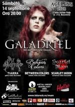 Concert Galadriel în Ageless Club din Bucureşti