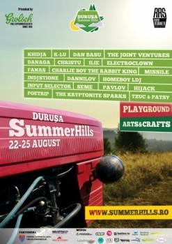 Duruşa SummerHills 2013