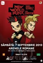 New World Punx – Markus Schulz & Ferry Corsten la Arenele Romane din Bucureşti (CONCURS)