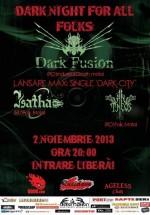 Lansare single Dark Fusion în Ageless Club din Bucureşti