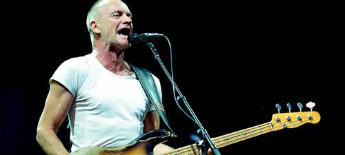 """RECENZIE: Sting a încheiat turneul """"Back to Bass"""" la Bucureşti (POZE)"""