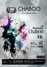 Chaboo Ink Party în Chaboo Club din Bucureşti